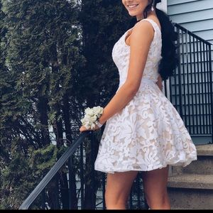 Jovani beautiful short dress